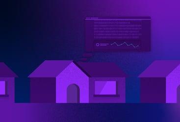 Smart meter enabled house