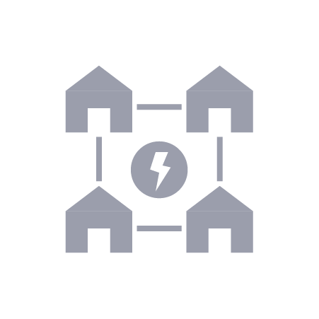 Distributed Energy Resource icon